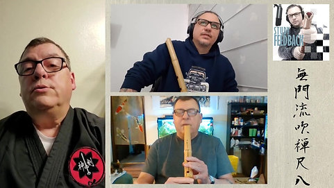 Shakuhachi Master Course - Student Member Experience