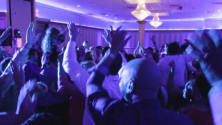 2018 Wedding Reception - Deewan Banquet: Edison, NJ