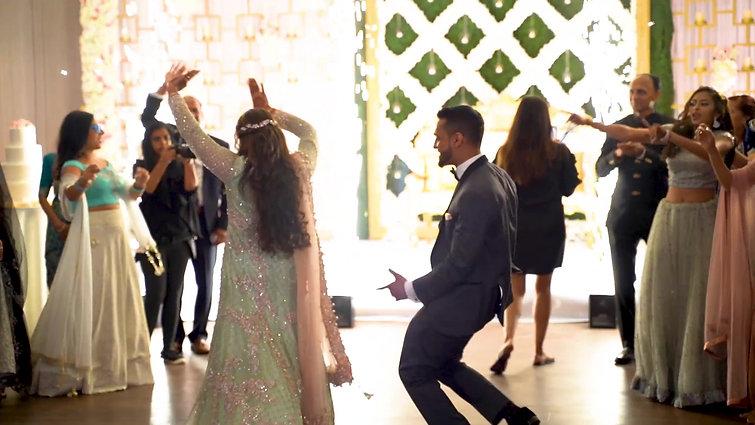 2019 Wedding Reception - Sheraton Hotel: Mahwah, NJ