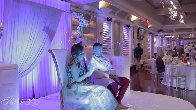 2018 Wedding Reception - Chateau Briand: Long Island, NY