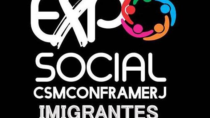 Agradecimentos de Imigrantes ao Expo Social - CSM