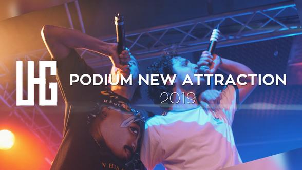 Urban House Groningen - Podium New Attraction 2019