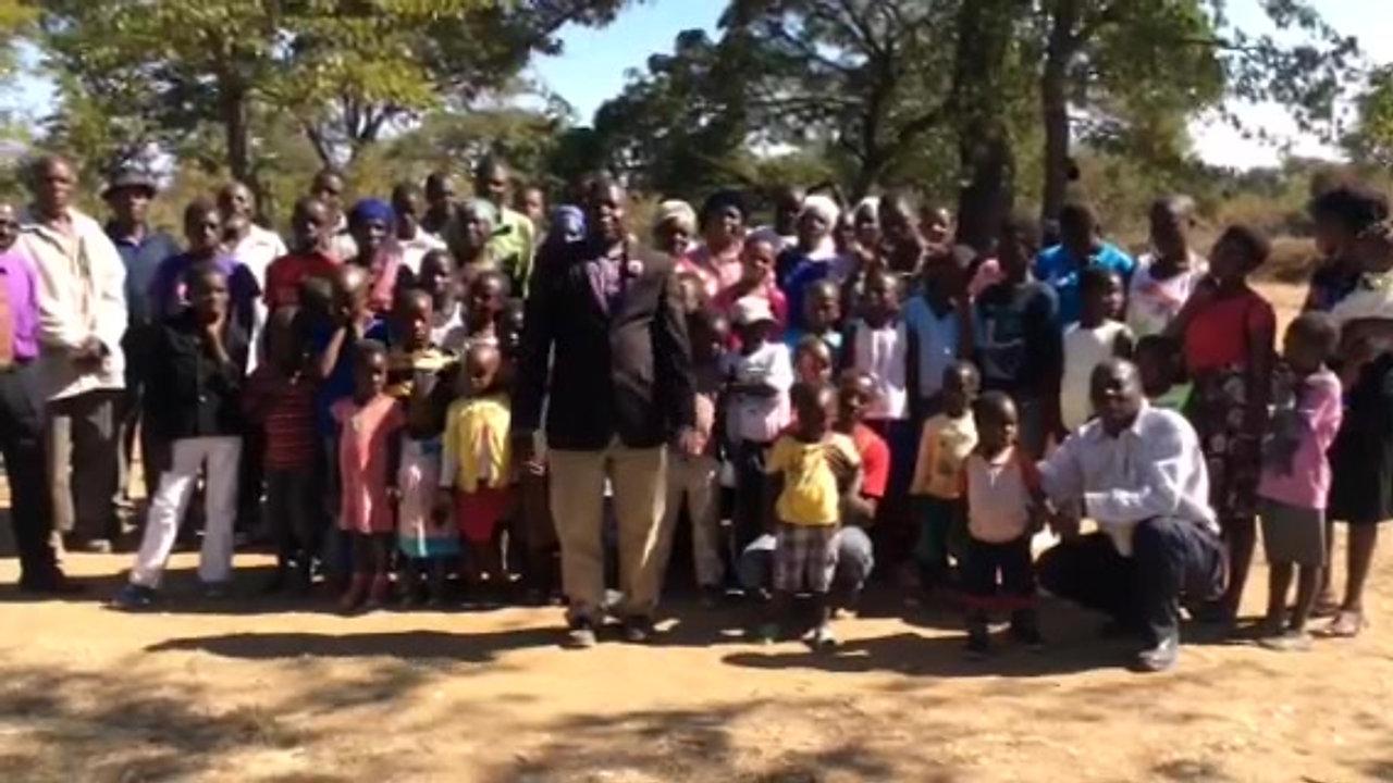 Hello From Zimbabwe