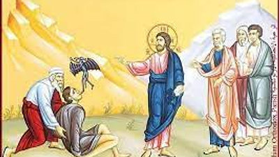 Jesus Heals a Demon-Possessed Boy