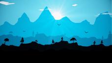 Animation Paysage (Landscape)