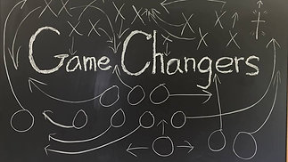 Game Changers | Game Changing Faith, Intentional Grace