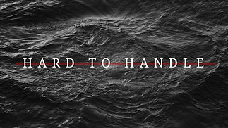 Hard to Handle | Dealing with Anger