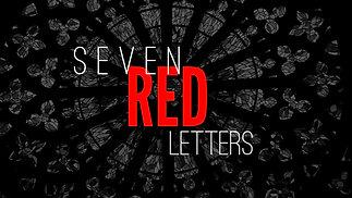 Seven Red Letters | Smyrna | Online Service
