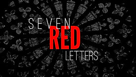 Seven Red Letters | Open Door Policy