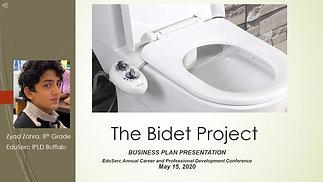 IPLD Buffalo - The Bidet Project