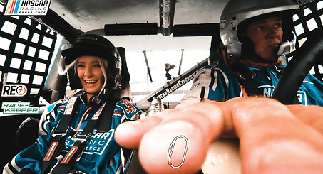 NASCAR Racing Experience Ad
