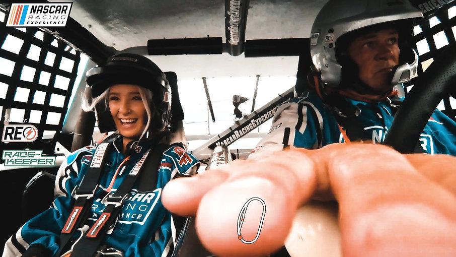 NASCAR Racing Experience Ad