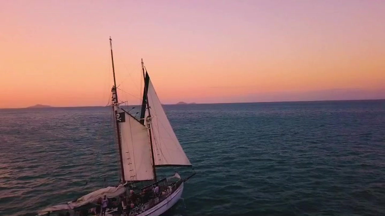 Sunset Sail Providence