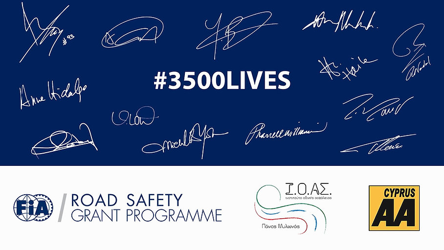 #3500LIVES_GREEK CAMPAIGN
