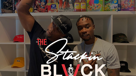 The Stackin Black Show