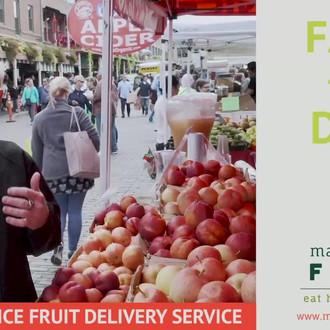 Office Fruit Delivery   Seattle   Market Fresh Fruit