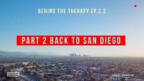 Events and Branding Expo's | Behind the Therapy ep 2.2