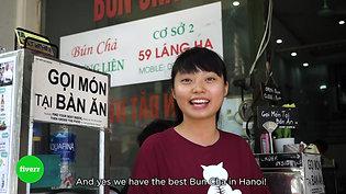 Fiverr Obama Bun Cha Hanoi Vietnam