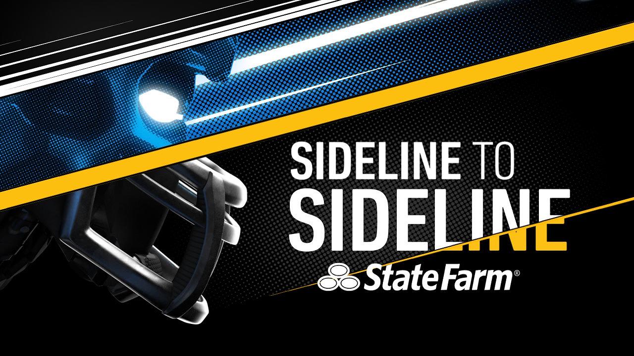 FOX NFL KICKOFF | SIDELINE TO SIDELINE