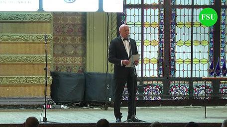 Вручение Национальной парусной премии Одесса Парус Человек 2019
