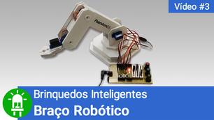 Braço Robótico com Arduino