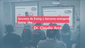 Sarcoma de Ewing y Sarcoma emergentes de Ewing -like