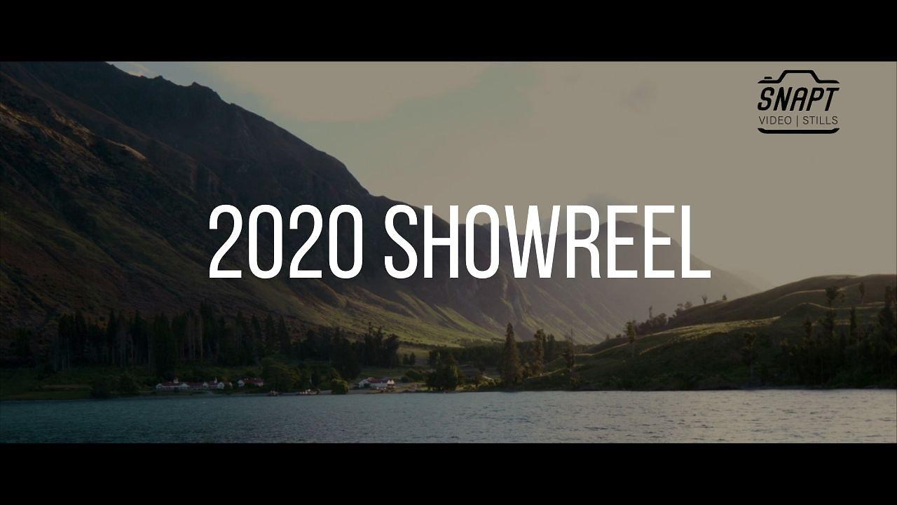 2020 Showreel