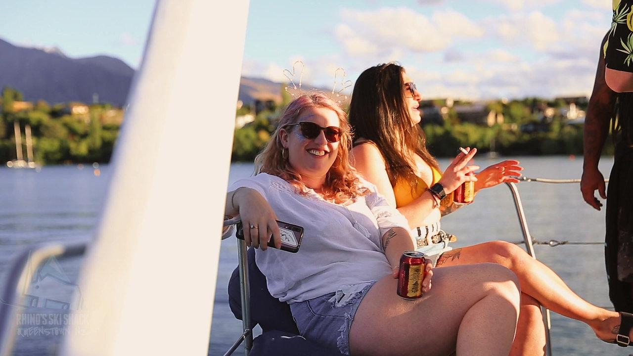 Rhinos Boat Party