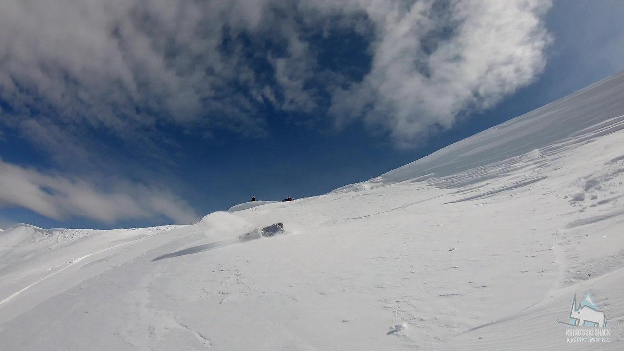 Rhinos Ski Shack Ohau Trip 2019