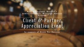 Kaylin England, Realtor - Customer & Partner Appreciation Video