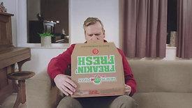 New York Pizza 'Ovenschotel'
