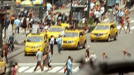 Martijn arrives in New York City