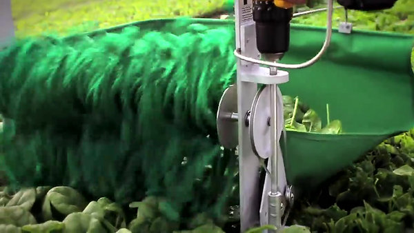 Quick Cut Greens Harvester (Official)