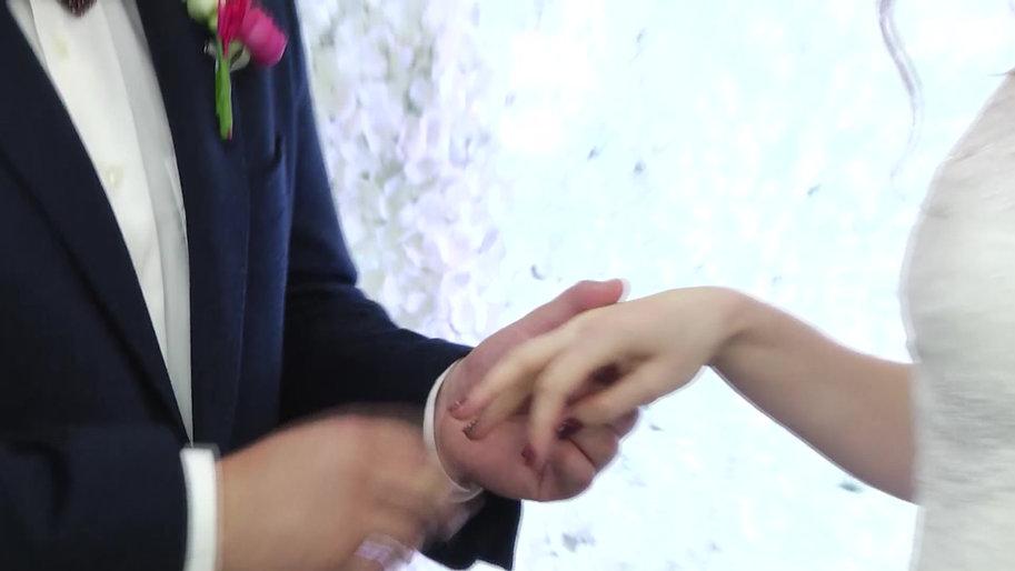 Видео на свадьбу