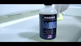 Marine Video new image detailing