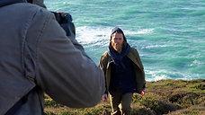 Le Making of de la marque de vêtements Cap Fréhel sur le site du Cap Fréhel en Bretagne