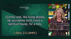 I Will Build My Church, Part 1 (January 3, 2021)  Cathy Duplantis