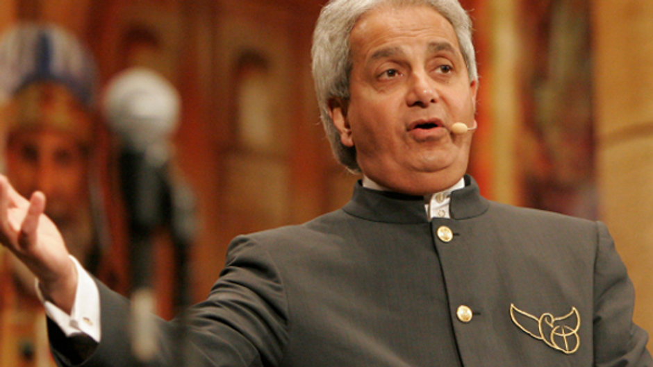 This is your Day with Benny Hinn