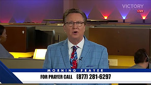 Kenneth Copeland Ministries is LIVE with Morning Prayer! 1.6.21