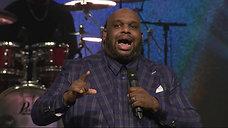 Big God Big Fish  Pastor John Gray