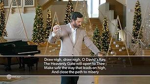 O Come, O Come Emmanuel  _  Rev. Dr. Drew Sams  _  Bel Air Church