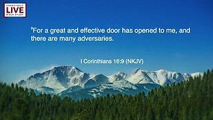 Charis Daily Live Bible Study Faithfulness - The Key - Rick McFarland - September 25, 2020