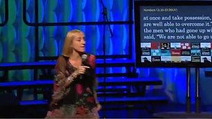 Christine Caine  30 Days with Jesus - What did God follow