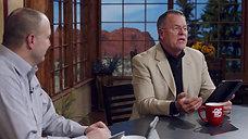 Charis Daily Live Bible Study Holy Spirit vs Ministering Spirit - Daniel Amstutz - October 15, 2020