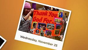 Week of November 21-22