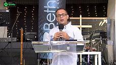 Pastor Dave Jones at Higher Grace Church Intl