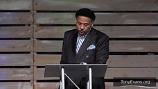 Encountering God's Promotion  Tony Evans Sermon