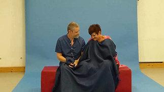 """2016 Schauspielschule Wien - Szene """"Am Morgen"""" mit Emil Opa"""
