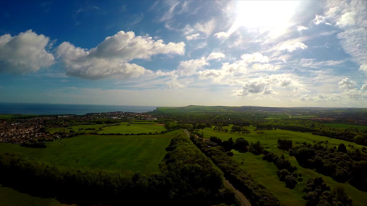 Saltburn by Drone