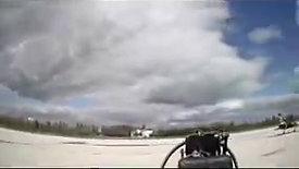 Тульские крылья август 2015 год. Тула аэродром Клоково выступление АПГ Русь